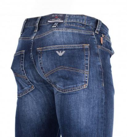 Джинси Armani Jeans модель 6X6J45-6D04Z-0552 — фото 3 - INTERTOP
