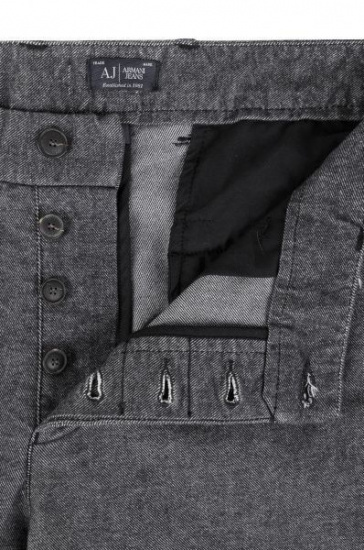 Брюки мужские Armani Jeans модель EE1382 отзывы, 2017