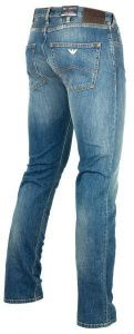 Джинсы мужские Armani Jeans модель EE1390 качество, 2017