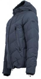 Куртка пуховая мужские Armani Jeans модель EE1395 качество, 2017