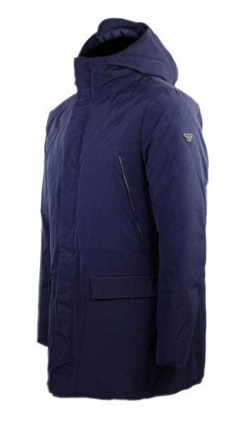 Куртка пуховая мужские Armani Jeans EE1396 примерка, 2017