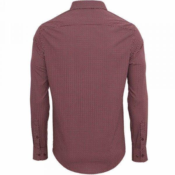 Рубашка с длинным рукавом мужские Armani Jeans EE1472 цена одежды, 2017