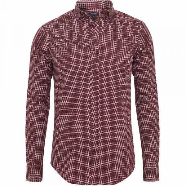 Рубашка с длинным рукавом мужские Armani Jeans EE1472 купить в Интертоп, 2017