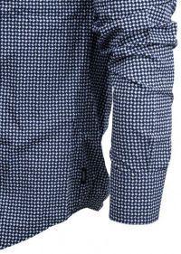 Рубашка с длинным рукавом мужские Armani Jeans модель EE1473 характеристики, 2017