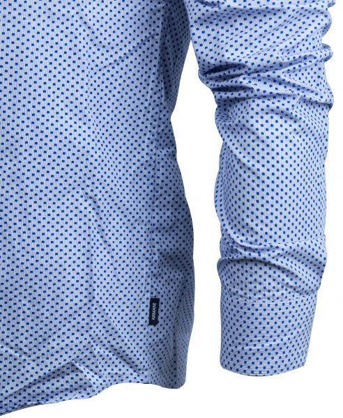 Рубашка с длинным рукавом  Armani Jeans модель EE1475 приобрести, 2017