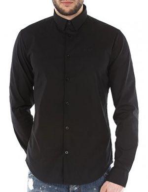Рубашка с длинным рукавом мужские Armani Jeans модель 8N6C09-6N06Z-1200 , 2017