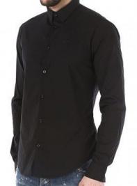 Рубашка с длинным рукавом мужские Armani Jeans модель 8N6C09-6N06Z-1200 качество, 2017