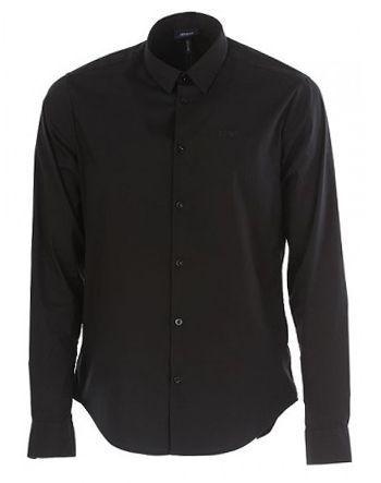 Рубашка с длинным рукавом мужские Armani Jeans модель 8N6C09-6N06Z-1200 цена, 2017