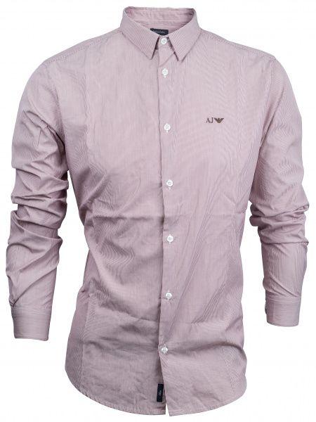 Рубашка с длинным рукавом  Armani Jeans модель EE1488 купить, 2017