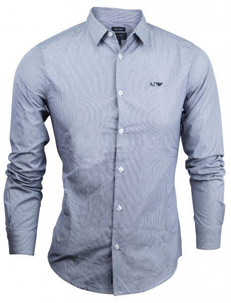 Сорочка з довгим рукавом Armani Jeans модель EE1489 — фото - INTERTOP