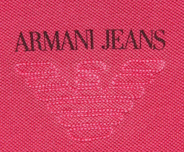 Поло мужские Armani Jeans модель 3Y6F03-6J0JZ-1477 качество, 2017