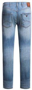 Джинсы мужские Armani Jeans модель EE1713 качество, 2017