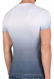 Футболка мужские Armani Jeans модель 3Y6T77-6J1BZ-25BA приобрести, 2017