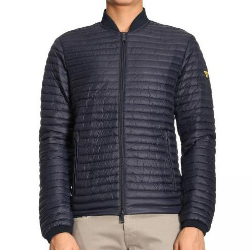 Куртка пуховая мужские Armani Jeans модель EE1994 характеристики, 2017