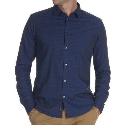 Рубашка с длинным рукавом мужские Armani Jeans модель EE2006 характеристики, 2017