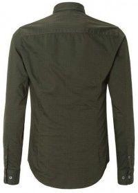 Рубашка с длинным рукавом мужские Armani Jeans модель EE2007 цена, 2017