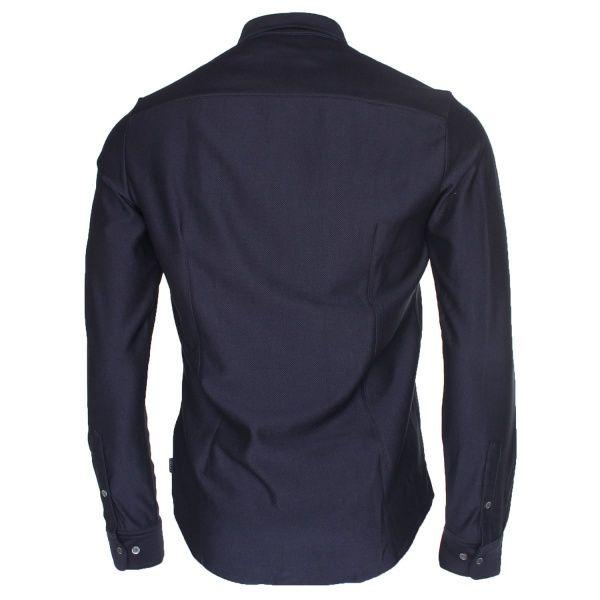 Рубашка с длинным рукавом мужские Armani Jeans модель EE2009 цена, 2017
