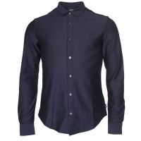 Рубашка с длинным рукавом мужские Armani Jeans модель EE2009 приобрести, 2017