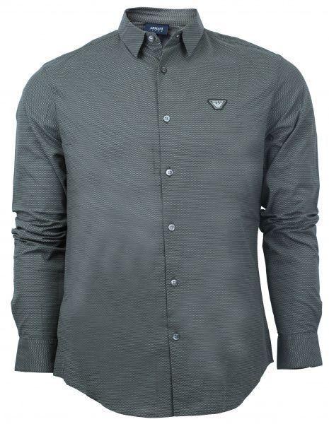 Armani Jeans Рубашка с длинным рукавом мужские модель EE2011 приобрести, 2017