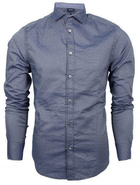 Рубашка с длинным рукавом мужские Armani Jeans модель EE2012 приобрести, 2017