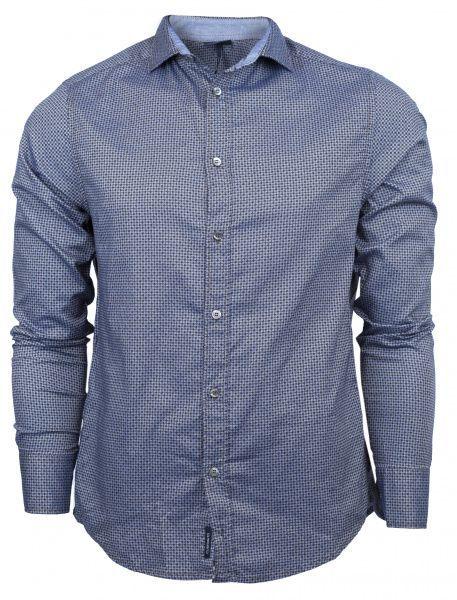 Рубашка с длинным рукавом мужские Armani Jeans модель EE2013 приобрести, 2017