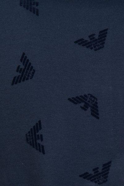 Поло мужские Armani Jeans модель EE2020 , 2017