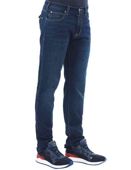 Джинсы мужские Armani Jeans модель EE2046 качество, 2017