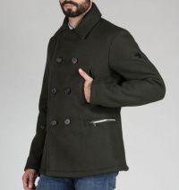 Пальто мужские Armani Jeans модель EE2054 качество, 2017