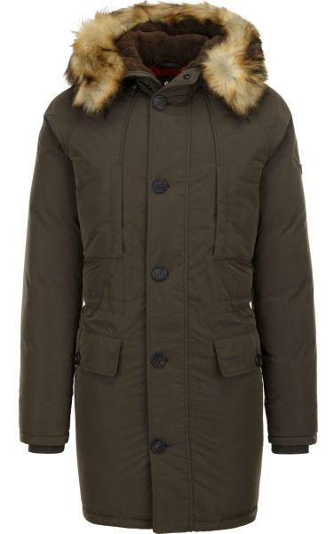 Armani Jeans Куртка пуховая мужские модель EE2060 характеристики, 2017