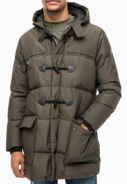 Куртка пуховая мужские Armani Jeans модель EE2061 , 2017