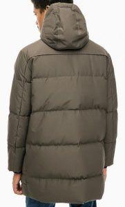 Куртка пуховая мужские Armani Jeans модель EE2061 качество, 2017