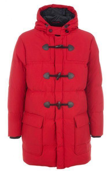 Купить Куртка пуховая мужские модель EE2063, Armani Jeans, Красный