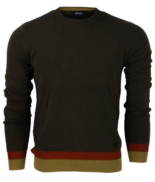 Купить Пуловер мужские модель EE2081, Armani Jeans, Зеленый