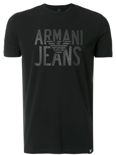 Футболка мужские Armani Jeans модель 6Y6T10-6J0AZ-1200 , 2017