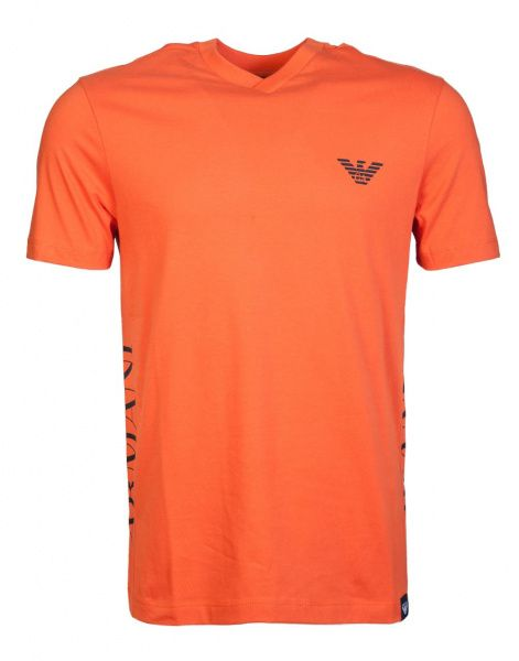 Купить Футболка мужские модель EE2122, Armani Jeans, Оранжевый