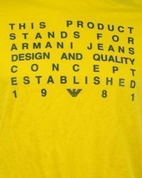Футболка мужские Armani Jeans модель EE2137 цена, 2017