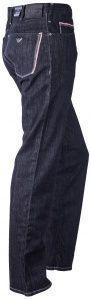 Джинсы мужские Armani Jeans модель EE783 , 2017