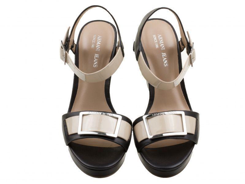 Босоніжки  жіночі Armani Jeans EF182 купити взуття, 2017