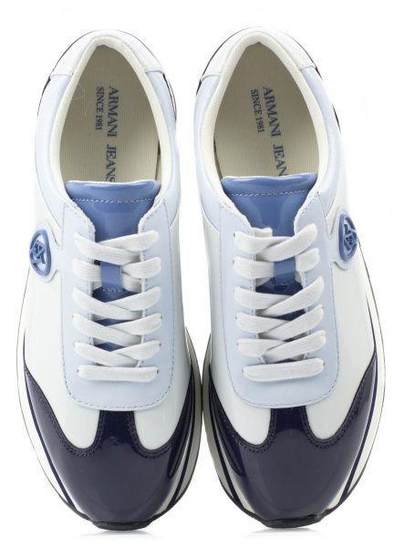 Кроссовки для женщин Armani Jeans EF228 фото, купить, 2017