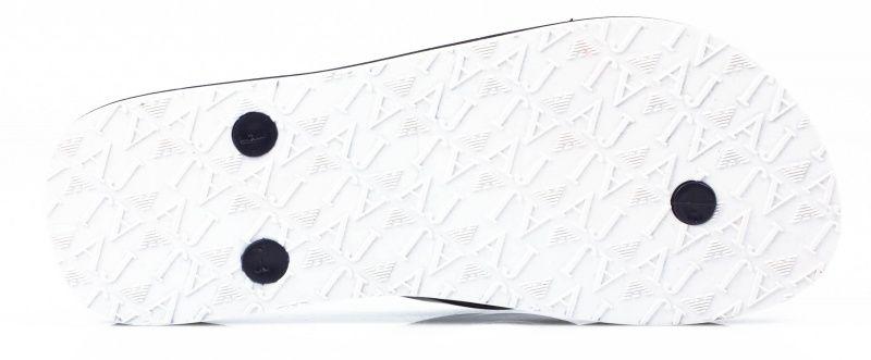 Armani Jeans Вьетнамки  модель EF245 брендовая обувь, 2017