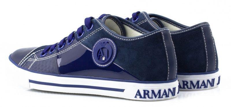 Кроссовки для женщин Armani Jeans EF246 примерка, 2017