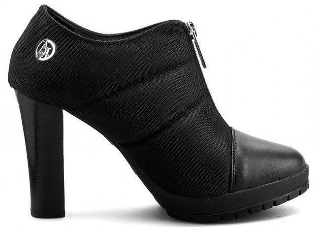 Купить Ботинки для женщин Armani Jeans EF259, Черный