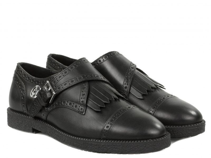 Туфли женские Armani Jeans EF263 размерная сетка обуви, 2017