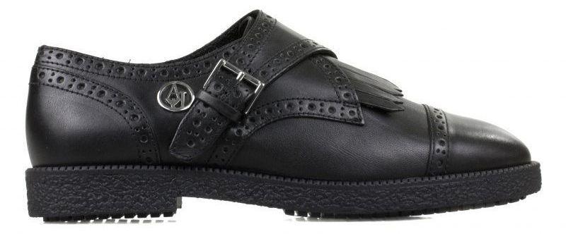 Купить Туфли женские Armani Jeans EF263, Черный