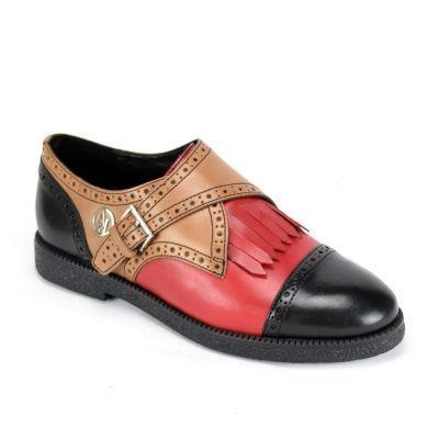 Туфли женские Armani Jeans EF264 размерная сетка обуви, 2017