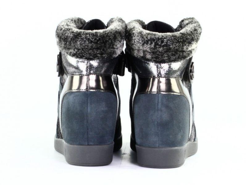 Ботинки женские Armani Jeans EF267 модная обувь, 2017
