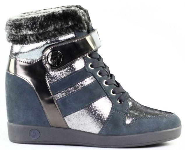Ботинки женские Armani Jeans EF267 купить в Интертоп, 2017