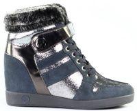 женская обувь Armani Jeans серого цвета цена, 2017