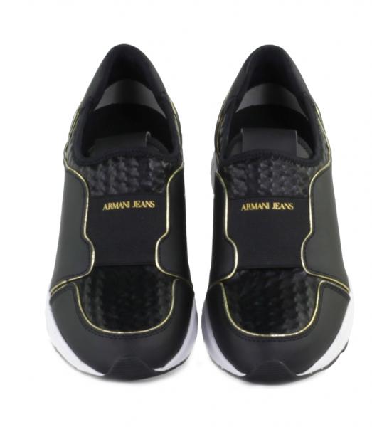 Кроссовки женские Armani Jeans EF269 размеры обуви, 2017