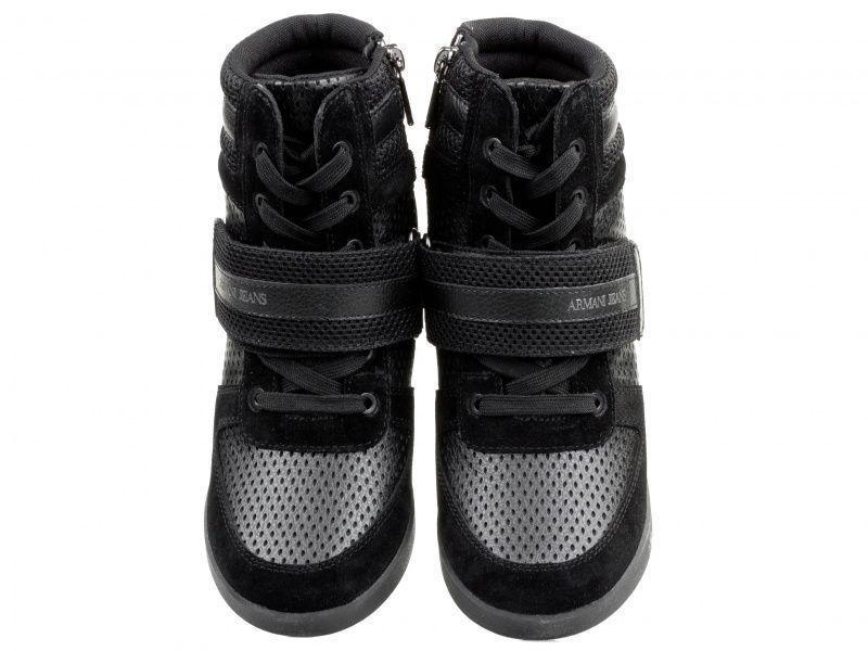 Ботинки женские Armani Jeans EF270 модная обувь, 2017